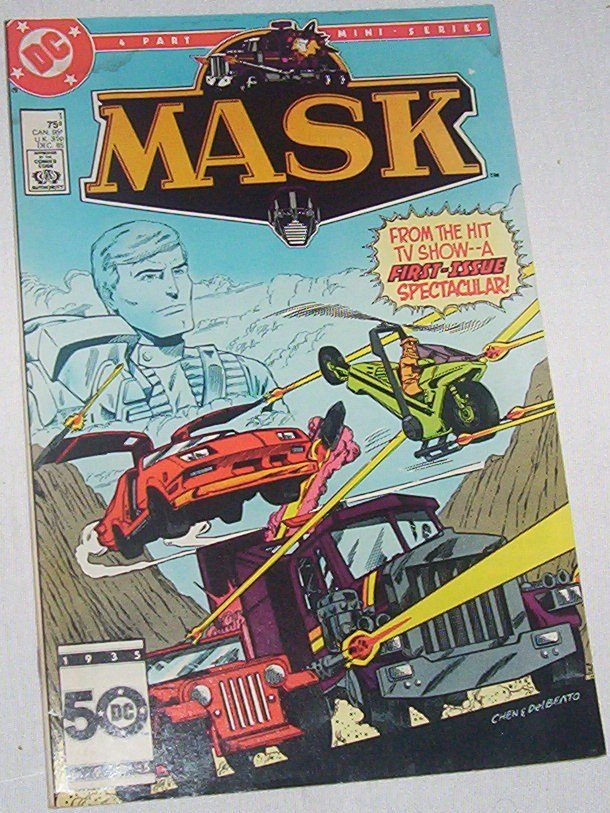M.A.S.K. #1 of 4