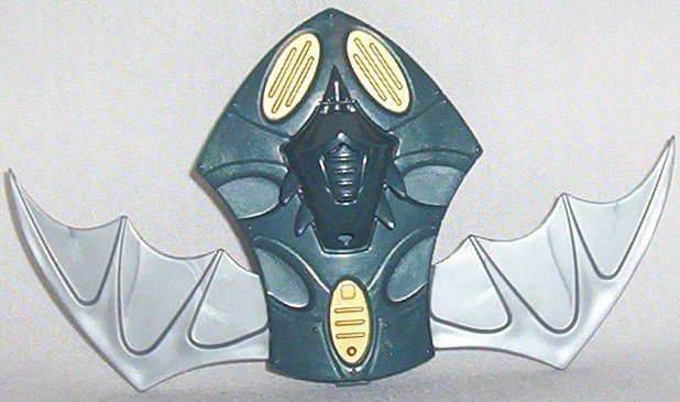 Mattel Night Patrol Batman missile launcher/shield