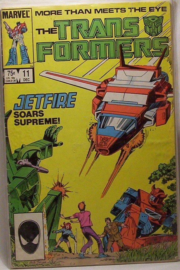 Transformers, Generation 1 # 11