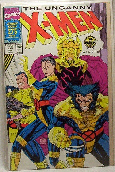 Uncanny X-men # 275