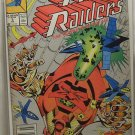 Air Raiders #5 comic book