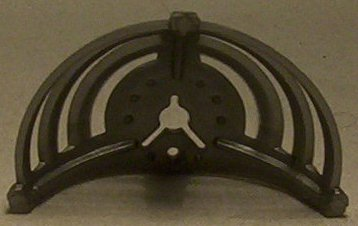 MOTU Blaster Hawk scanner dish