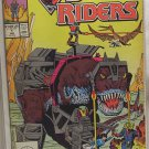Dino Riders #01 comic book