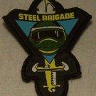 1987 Steel Brigade patch