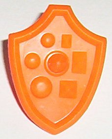 MOTU Two Bad shield