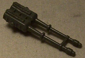 1983 Y-wing grey turret gun