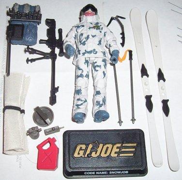 G.I. Joe 50th Snow Job (v08)