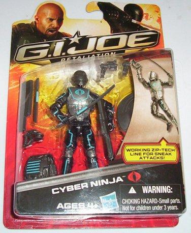 G.I. Joe Retaliation Cyber Ninja