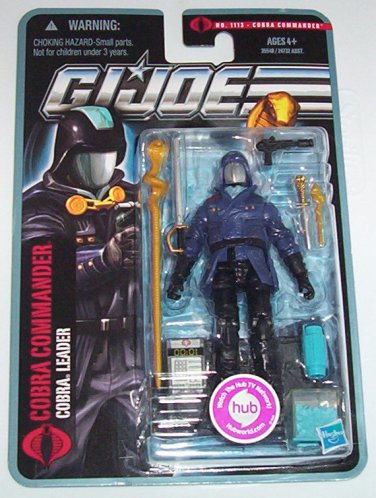 G.I. Joe PoC Cobra Commander
