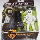 G.I. Joe RoC Arctic Snake Eyes