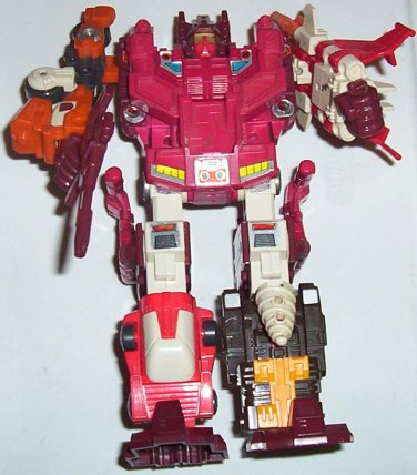 1987 Transformers Computron (Technobot combined mode)
