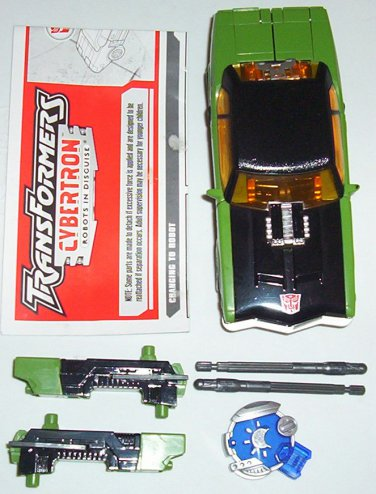2006 Transformers Cybertron Downshift