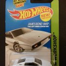 James Bond's Lotus Esprit S1 by Hot Wheels 219/250