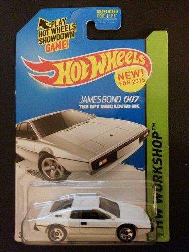 James Bond's Lotus Esprit S1 by Hot Wheels 219/250