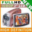 """1080P SUPER HD 3"""" VIDEO CAMERA DIGITAL CAMCORDER AV-OUT"""