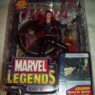 Toy Biz Marvel Legends Series 8 Black Widow MINMP