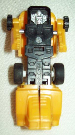 Hasbro Transformers G1 Mini-Spy yellow dune buggy