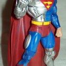 Mattel DC Superheroes series 6 Cyborg Superman figure