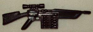 Hasbro G.I. Joe 1989 Slaughter's Marauders Spirit rifle