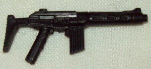 Hasbro G.I. Joe 1990 Sonic Fighters Dial-Tone rifle