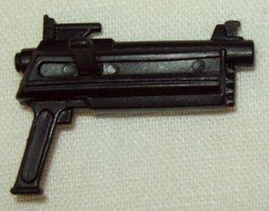 Hasbro G.I. Joe 1990 Sonic Fighters Tunnel Rat pistol