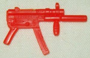 Hasbro G.I. Joe 1991 Tracker sub-machinegun