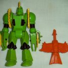 Kenner Silverhawks 1987 Buzzsaw complete with Shredator