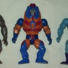 Mattel Masters Of The Universe 1980s vintage figure lot of 3
