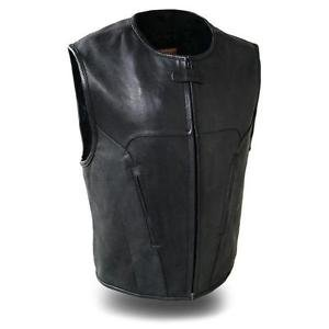 "First Classics ""The Raceway""  Lightweight, Perforated, Seasonal Vest, FIM647CDM"