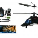 Radio Control RC Electric Airwolf 3CH Helicopter HAW3