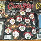 Lot of 6 For The Love Of Cross Stitch 1995 136 Patterns