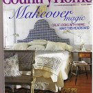 Country Home Magazine Baths Fabric Aprons Samplers