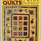 Lady's Circle Patchwork Quilts February 1997