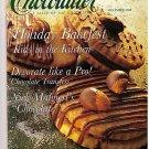 Chocolatier Magazine December 1998 Chocolate Desserts