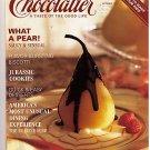 Chocolatier Magazine October 1993 Biscotti Cookies