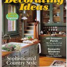Country Sampler's Decorating Ideas October 98 Magazine