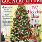 Country Living December 2005 Holiday Ideas Desserts