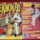 Tae Kwon Do Times Magazines Lot of 2 Mel Steiner