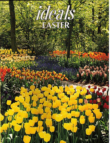 Ideals Easter Magazine 1990 Vol 47 No 2 VGC