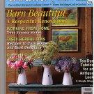 Country Living September 1997 Tea Dye Fabrics Barn