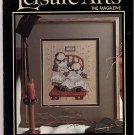 Leisure Arts Magazine Cross Stitch Sept Oct 1987