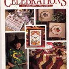 Celebrations Cross Stitch Autumn 1991 Halloween Tote