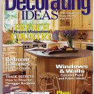 Country Sampler's Decorating Ideas Feb 2000 Magazine