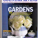 Country Living June 2000 Garden Antiques Decorating