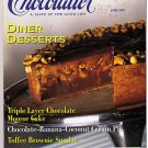 Chocolatier Magazine June 1997 Kentucky Derby Pie Diner