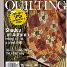 American Patchwork Quilting October 2003 Friendship
