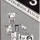 Chess Annual 3 1982 Players Chess News Tournaments