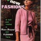 New Fashions Bear Brand Fleisher Yarn Vol 93 1965