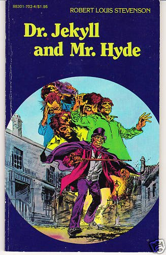 Dr Jekyll and Mr Hyde Stevenson Pocket Classics Comic