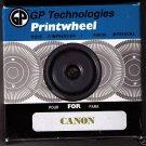 Canon 12 Printwheel NEW